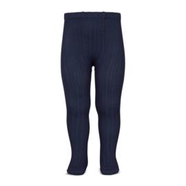 Condor maillot kabel - marine blauw