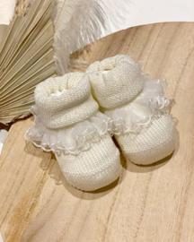 Coccoli babyslofjes - crudo