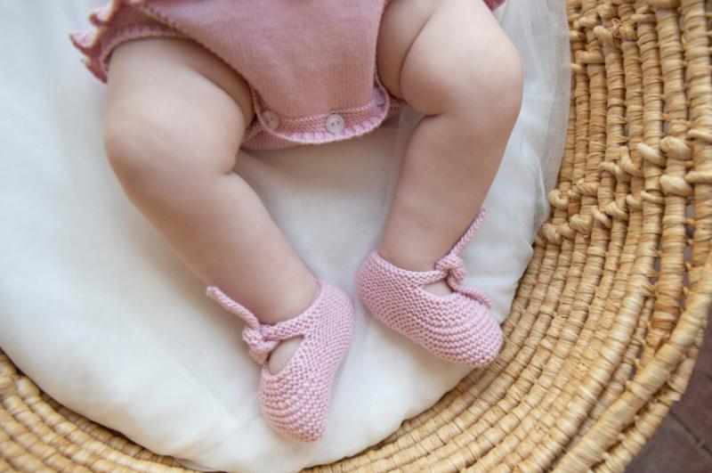Mac Ilusion slofjes - pink
