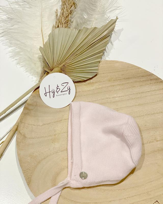 Paz Rodriguez  bonnet - pink
