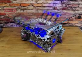 Jaguar V8 Salontafel complete