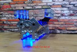 Rover / Buick V8 Complete Salontafel Chrome