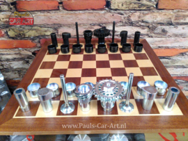 Alfa Romeo Chess set