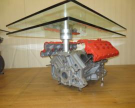 Ferrari 348 V8 motorbloktafel