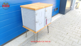 Transavia Vliegtuig Galley Box Bijzettafel sidetable