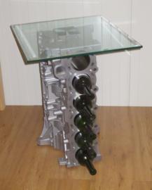BMW 6 Zylinder Weinregal / Beistelltisch