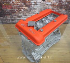 Alfa Romeo Nord Motorblok tafel