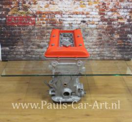 Alfa Romeo Nord Motorblock Couchtisch