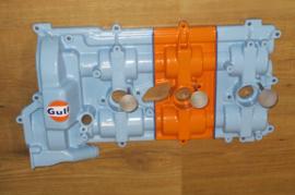 Porsche flat-6 Gulf kapstok