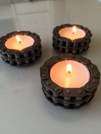 Distribution tealights 3 x