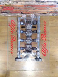 Clear Motion Alfa Romeo Nord tafel