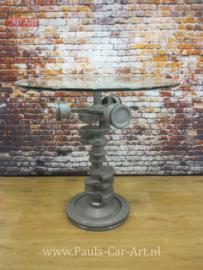 V8 krukastafel / Sidetable ø70cm blad