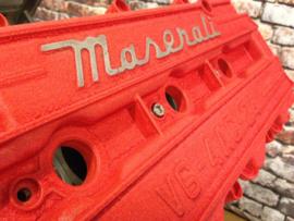 Maserati V6 tafel