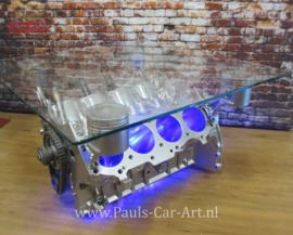 Rover / Buick V8 Salontafel Silver line