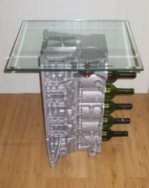 BMW 6 cilinder Wijnrek / sidetable