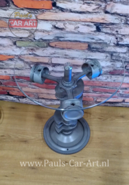 V8 krukastafel / Sidetable ø50cm blad