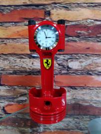 Ferrari 348 V8 Piston clock