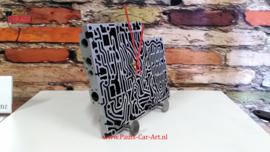 Klok Jay, Auto Transmission Brain Block Clock I