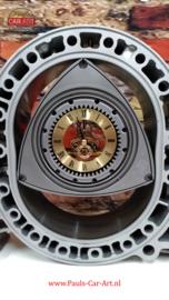 Mazda Wankelmotor klok