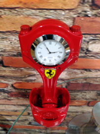 Ferrari 355 3.5 V8 Piston clock