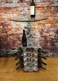 V8 Wein Tisch Weinregal oder Bartisch
