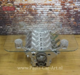 Rover / Buick V8 Salontafel Silver line