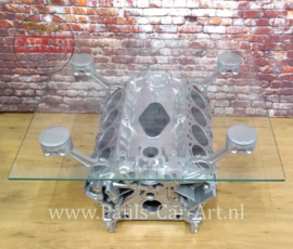 Jaguar V8 Engine table