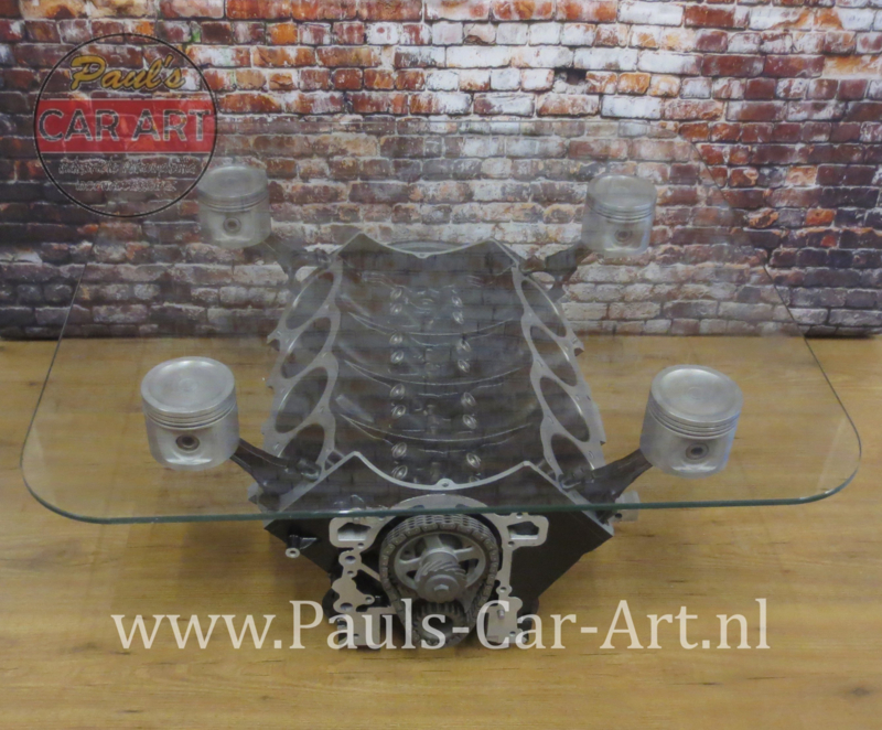 Rover /Buick V8 Salontafel Black edition