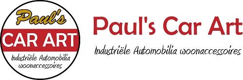 Paul's Car Art