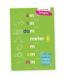 Posterset metriek stelsel