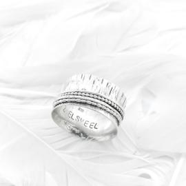 Spinner/meditatie-ring