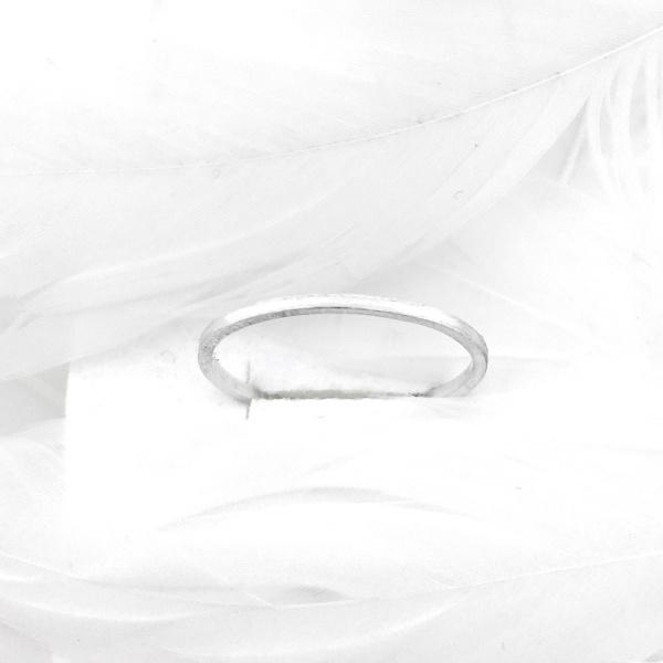 Stapel ring vierkant mat