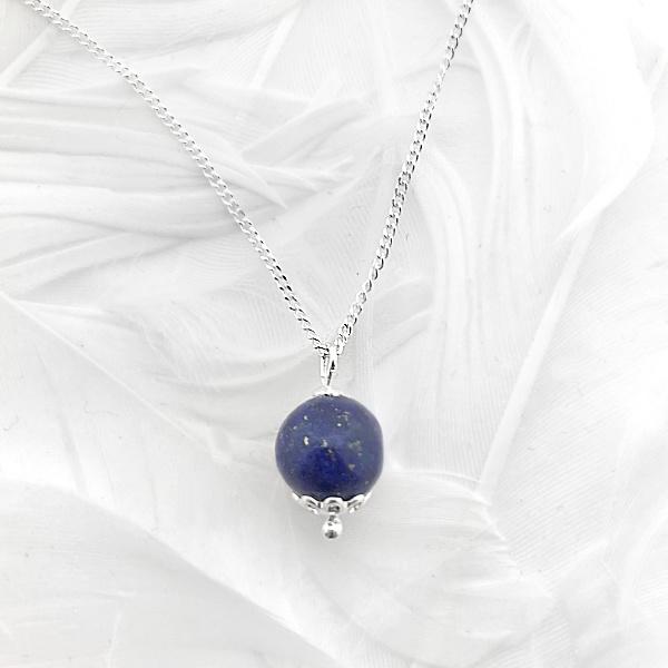 Lapiz Lazuli rond