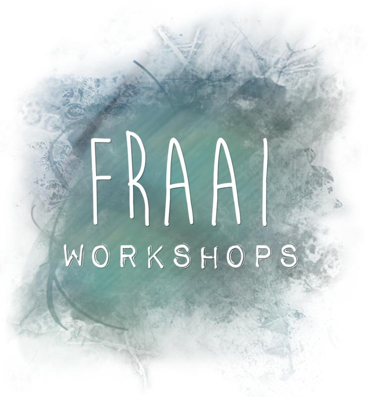 Opdracht logo Fraai