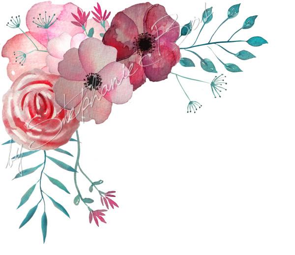 Opdracht kaart bloemen
