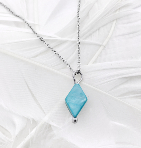Shell turquoise