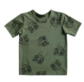 Shirt Radio's