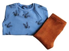 Sweater insecten maat 110