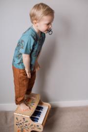 Basic Broek met zakken