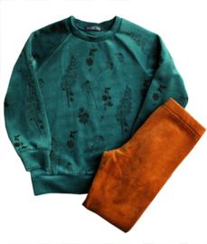 Daphne Vos - Rib sweater maat 110
