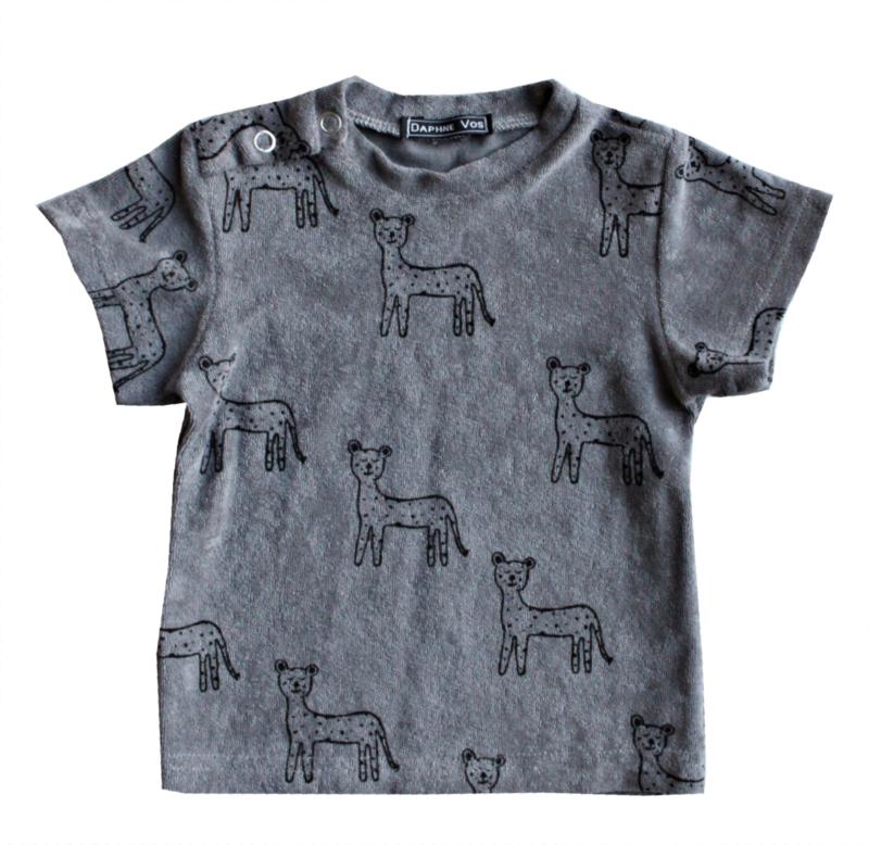 Shirt Luipaard