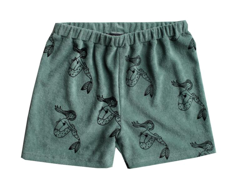 Short Zeemeerminnen