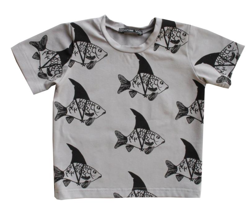 Shirt GoudvisHaaien