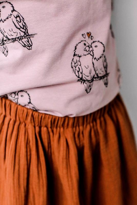 Shirt Lovebirds