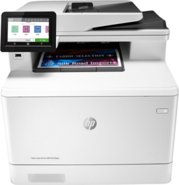 HP Color Laserjet Pro (WiFi/ethernet/fax)