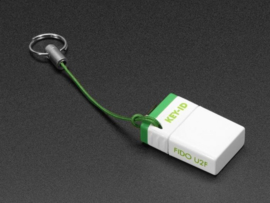 FIDO U2F veiligheidssleutel