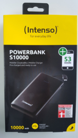 Powerbank S10000 Intenso
