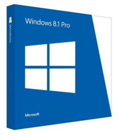 Windows 8.1. Professional 32/64bit