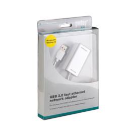 USB 2.0 fast ethernet network adaptor