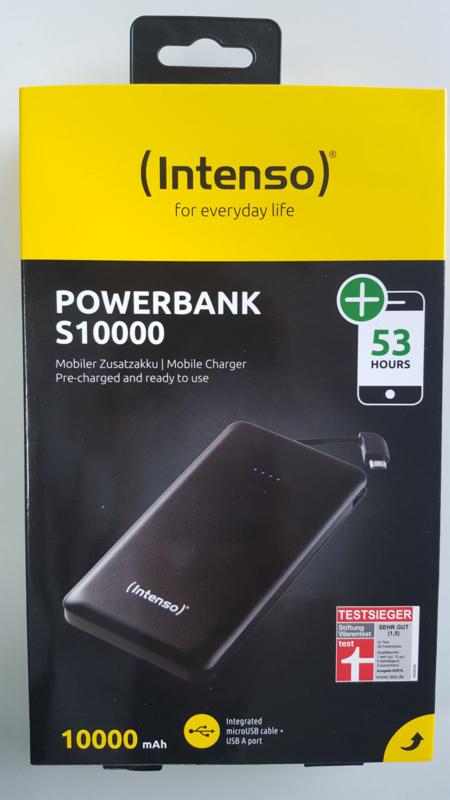 Powerbank S10000 Intenso